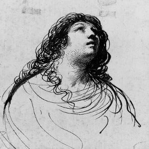 The Penitent Magdalen by Guercino