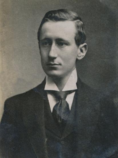 'Guglielmo Marconi', (1874-1937), Italian physicist and inventor, 1894-1907-Unknown-Photographic Print