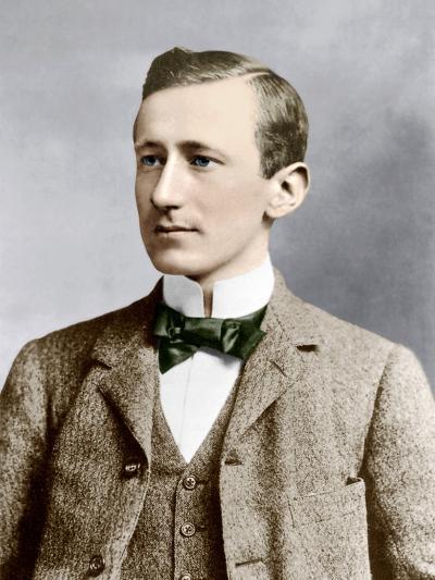 Guglielmo Marconi, Radio Inventor-Sheila Terry-Photographic Print