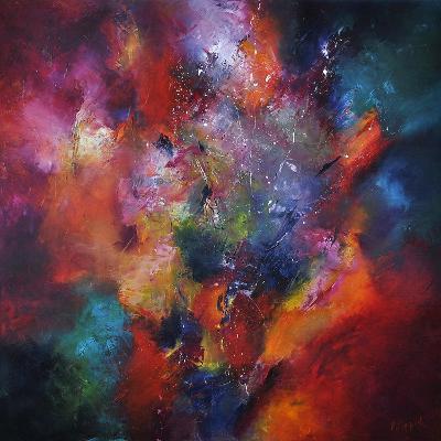 Guiding Light-Aleta Pippin-Giclee Print