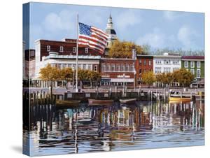 Annapolis by Guido Borelli