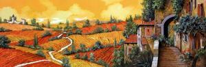 Bassa Toscana by Guido Borelli