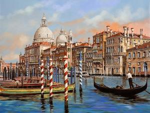 II Canal Grande by Guido Borelli