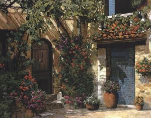 Il Giardino Fiorito by Guido Borelli