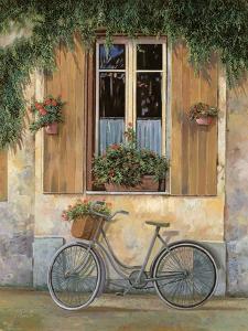 La Bici by Guido Borelli