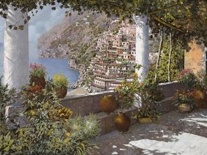 la Terrazza a Positano by Guido Borelli