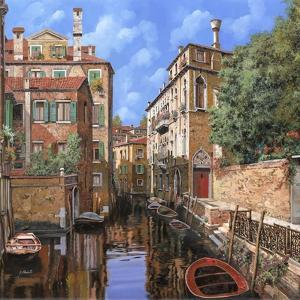Luce a Venezia by Guido Borelli