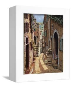 Tuscan Walkway by Guido Borelli