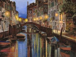 Venezia All'Alba by Guido Borelli