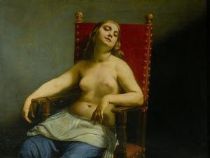 Cleopatra Dying by Guido Cagnacci