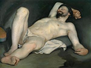 The Drunken Noah by Guido Cagnacci