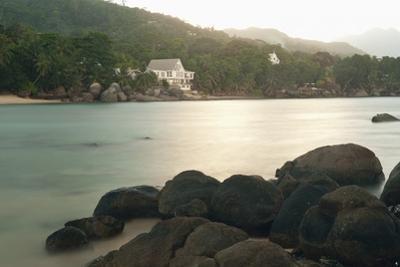 Baie Beau Vallon, Mahe, Seychelles, Indian Ocean Islands by Guido Cozzi