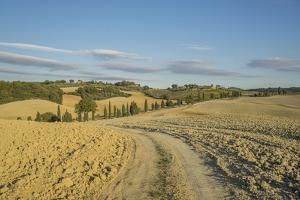 Landscape around Pienza by Guido Cozzi