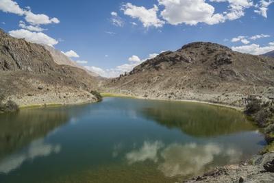 Nubra Valley, Panamik Thermal Lake by Guido Cozzi
