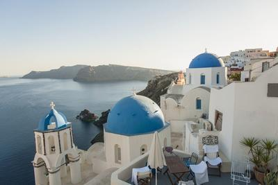 Oia, View of the Village