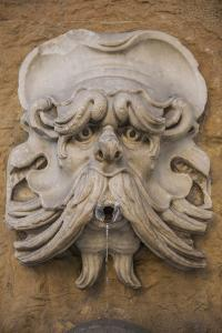 Piazza Frescobaldi, Fountain by Buontalenti by Guido Cozzi