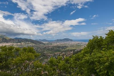 View of the Town from Altofonte by Guido Cozzi