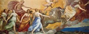 Aurora, 1613-14 by Guido Reni