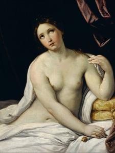 Lucretia by Guido Reni