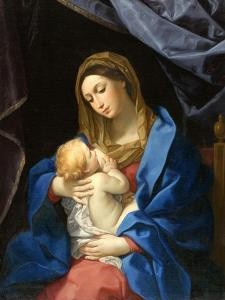 Madonna and Child, c.1628-1630 by Guido Reni