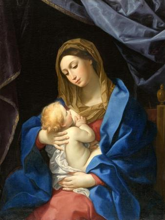 Madonna and Child, c.1628-1630