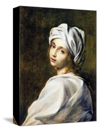Portrait of Beatrice Cenci, Housed in the Galleria Nazionale d'Arte Antica, Rome