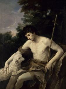 Saint Jean-Baptiste by Guido Reni