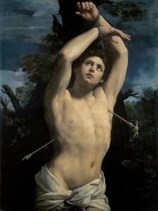 Saint Sebastian, c.1615 by Guido Reni