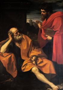 Saints Peter and Paul by Guido Reni