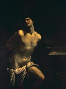 St. Sebastian by Guido Reni