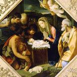 The Archangel Michael Defeating Satan-Guido Reni-Premier Image Canvas