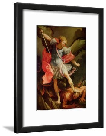The Archangel Michael Defeating Satan