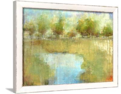 Guild Pond 2-Maeve Harris-Framed Giclee Print