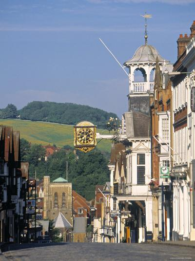 Guildhall, High Street, Guildford, Surrey, England-Jon Arnold-Photographic Print