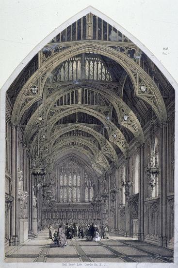 Guildhall, London, C1870--Giclee Print