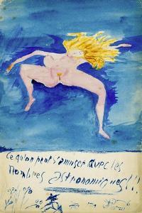 Ce Qu'On S'Amuser Aved Les Nombres Astronomiques!!, C1914 by Guillaume Apollinaire