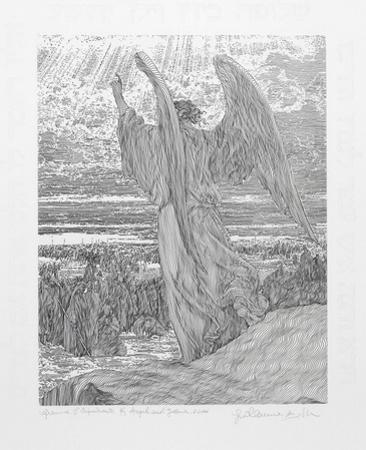 Angel and Joshua