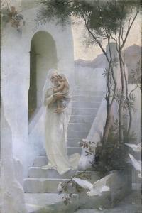 La Maison de la Vierge by Guillaume Dubufe