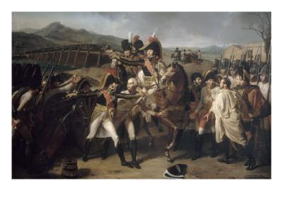 La Surprise du pont de Tabour sur le Danube, 14 novembre 1805 (victoire des maréchaux Murat et