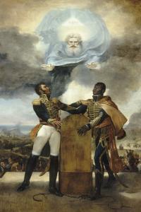 Le Serment des Ancêtres by Guillaume Guillon Lethière