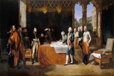 The Preliminaries of Leoben, 17th April 1797