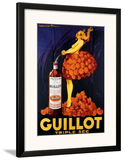 Guillot Triple Sec--Framed Giclee Print