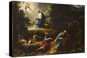 The Agony in the Garden (Christ on the Mount of Olives), 1597-98 by Guiseppe Cesari