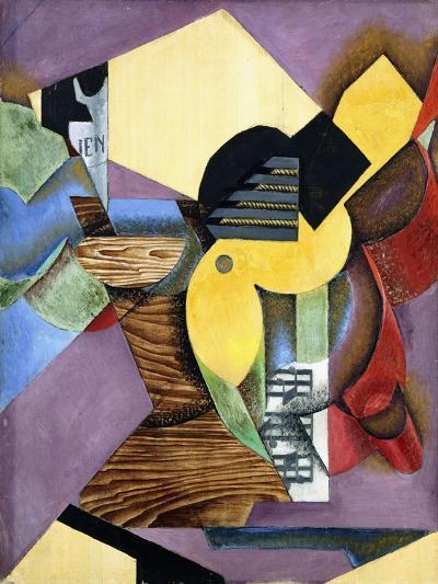Guitar, 1913-Juan Gris-Giclee Print