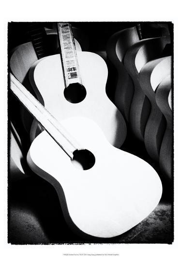 Guitar Factory VII-Tang Ling-Art Print