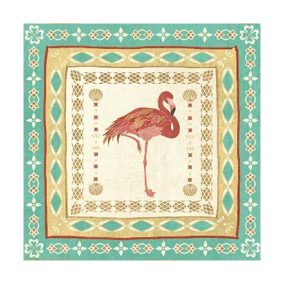 Gulf Stream Tile II-Veronique Charron-Art Print