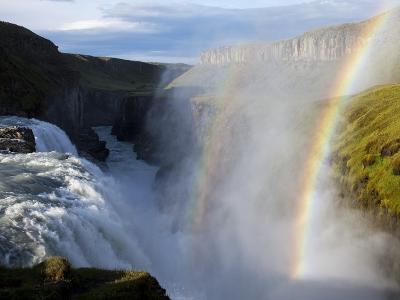 Gullfoss Waterfall, Iceland-Paul Souders-Photographic Print