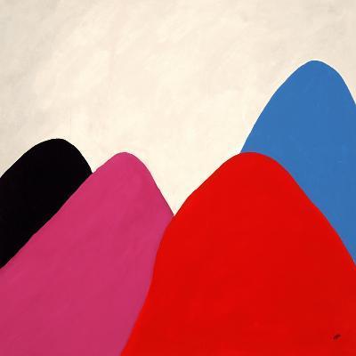 Gum Drop Mountain-Abe Abe-Giclee Print