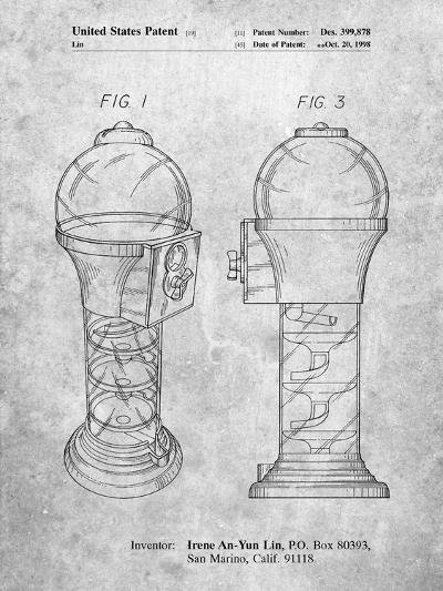 Gumball Machine-Cole Borders-Art Print