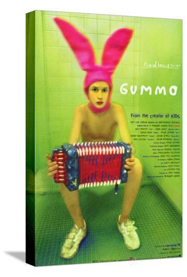 Gummo--Stretched Canvas Print